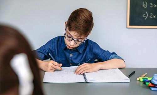 La disortografía y los problemas de escritura en niños